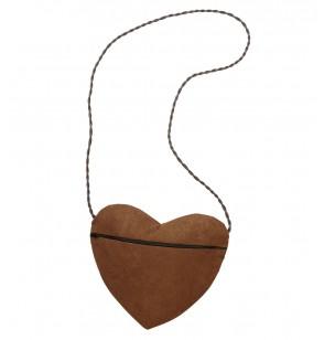 bolso de oktoberfest con forma de corazn