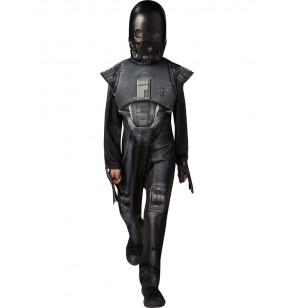 Disfraz de K-2SO Star Wars Rogue One deluxe infantil