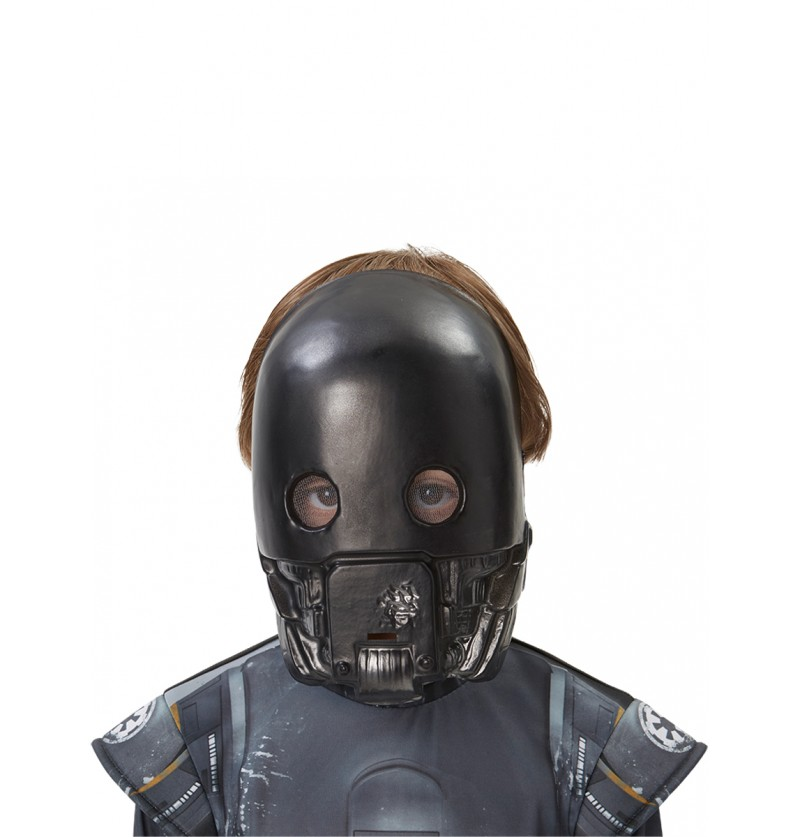 Máscara de K-2SO Star Wars Rogue One infantil