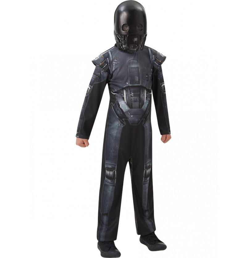 Disfraz de K-2SO Star Wars Rogue One para adolescente