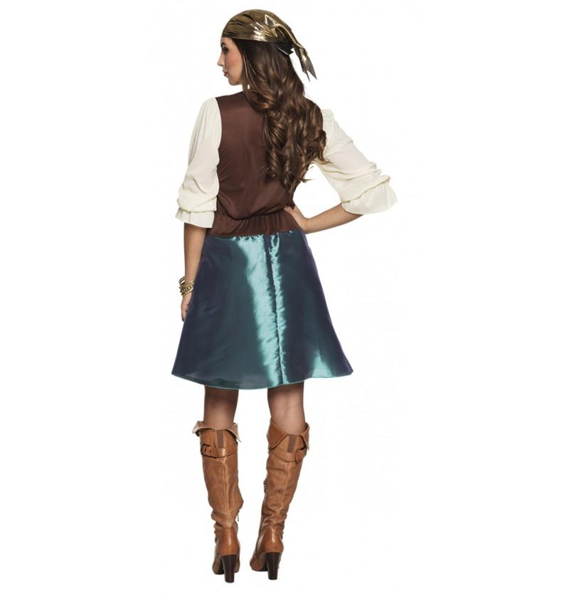 disfraz de gitana encantadora para mujer