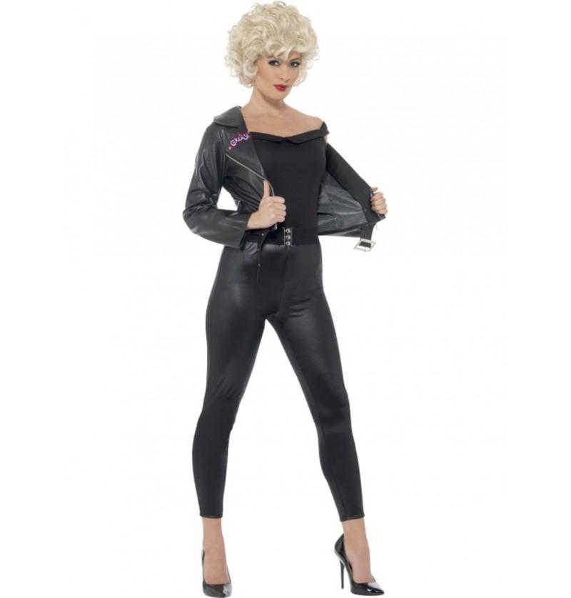 Disfraz de Sandy cuero Grease para mujer