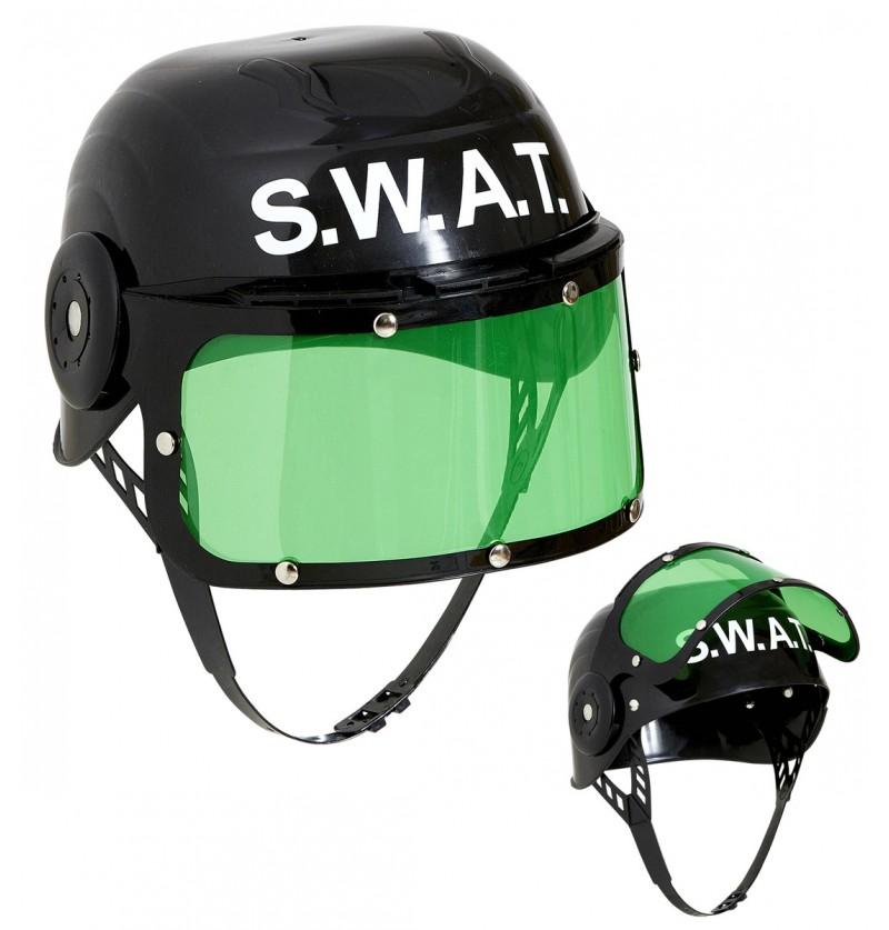 Casco de SWAT infantil Deluxe