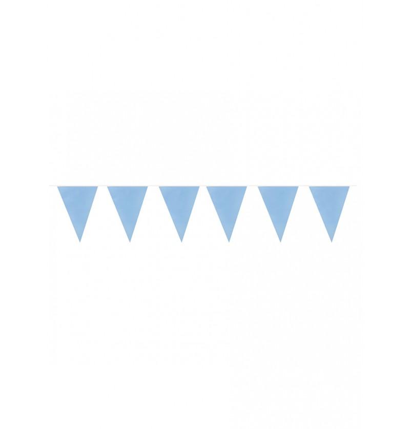 Banderines azules