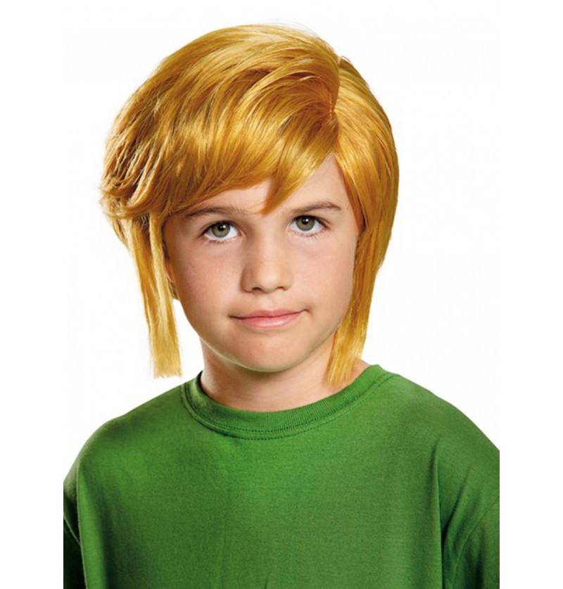 Peluca de Link para niño