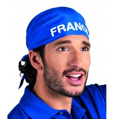 Bandana Francia para adulto