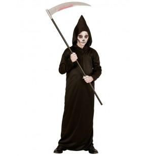 Disfraz de muerte tenebrosa para niño
