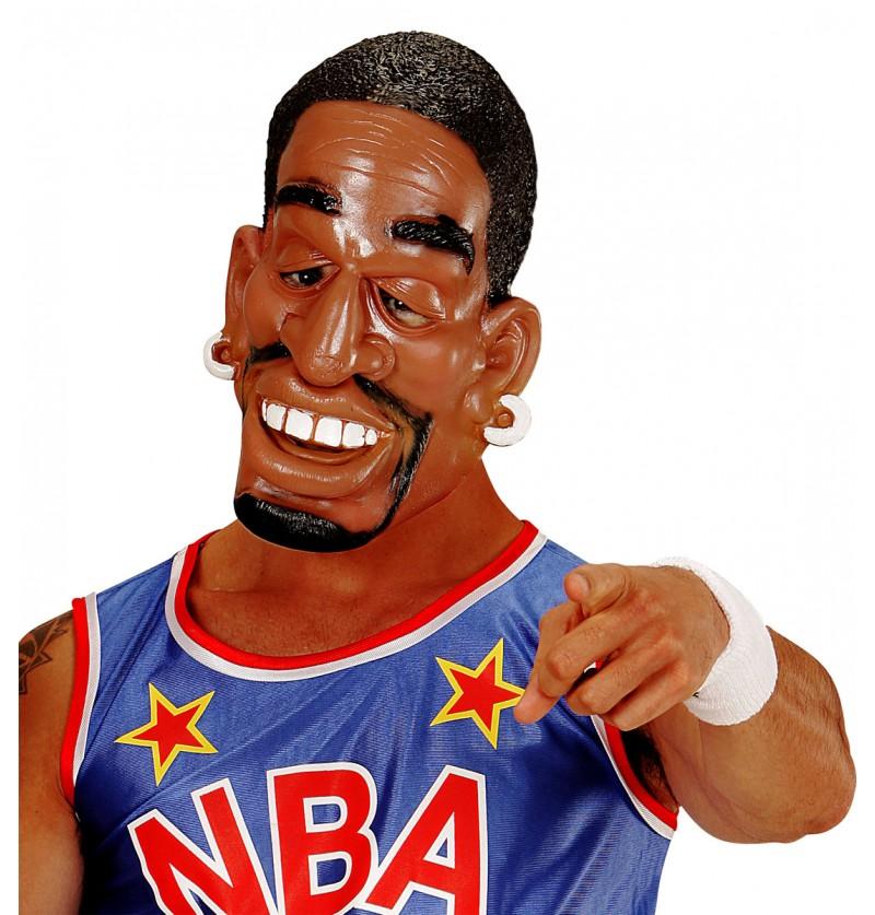 Máscara de jugador de baloncesto para adulto