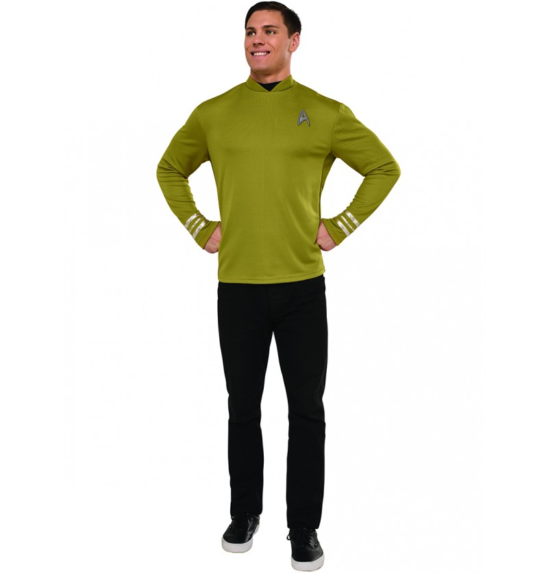 Disfraz de Capitán Kirk Star Trek para hombre