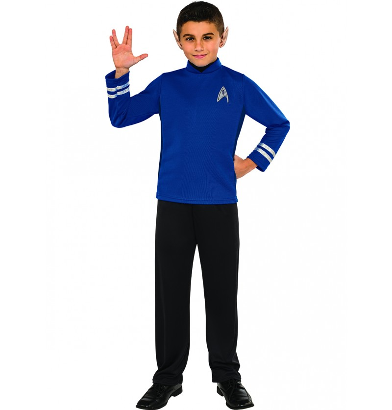 Disfraz de Spock para niño