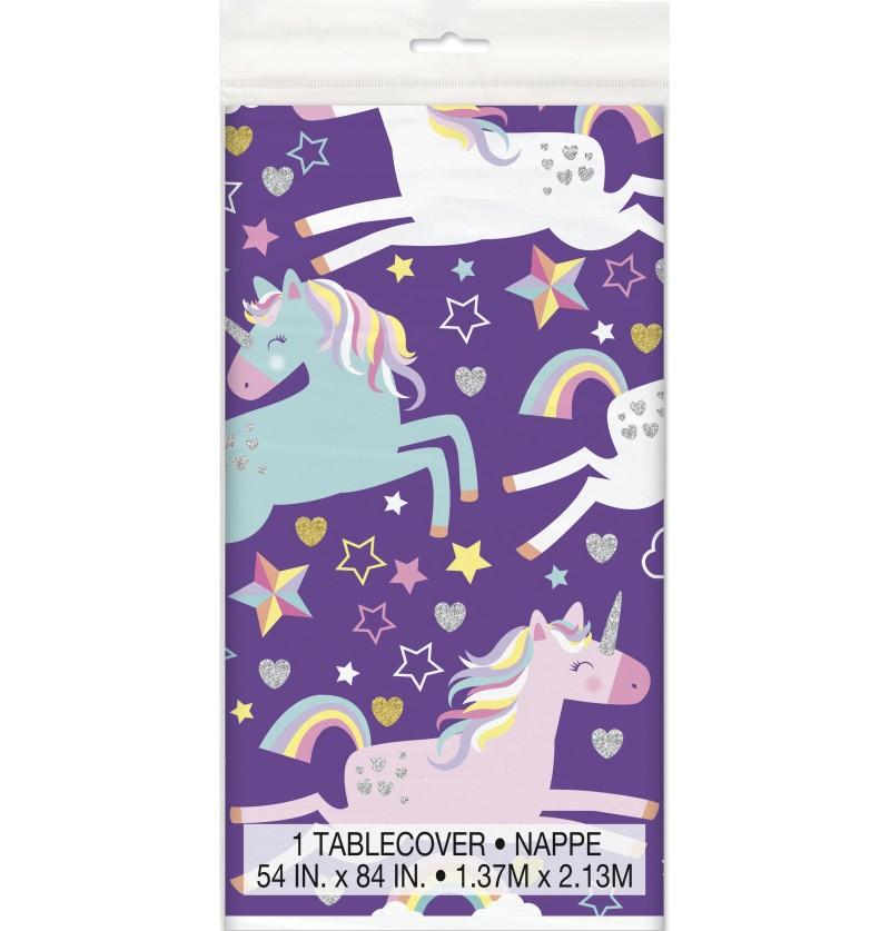 mantel de unicornio feliz unicorn