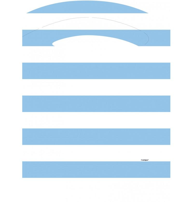 set de 1 cumpleaos azul y blanco
