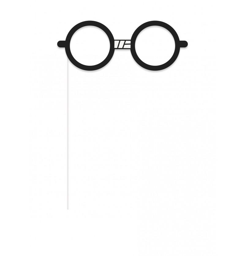 set de complementos para photocall de las casas de hogwarts harry potter