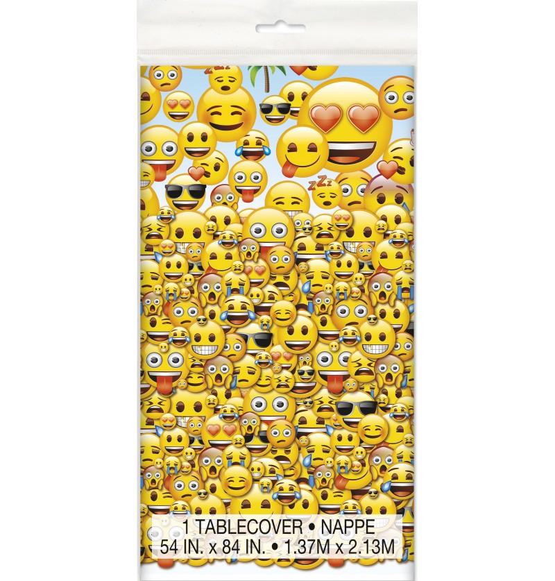 mantel de emoticonos emoji