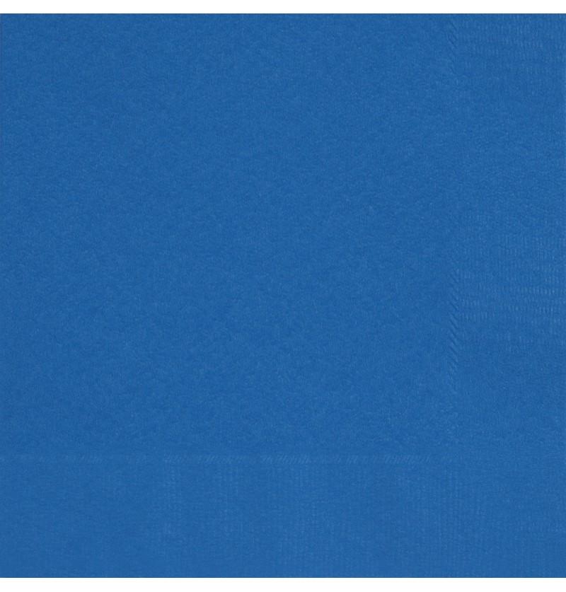 set de 50 servilletas grandes azul oscuro lnea colores bsicos