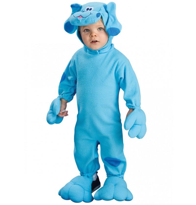 Disfraz de Blue Las Pistas de Blue para bebé