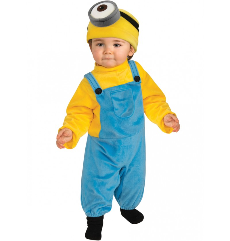 Disfraz de Minion Stuart para bebé