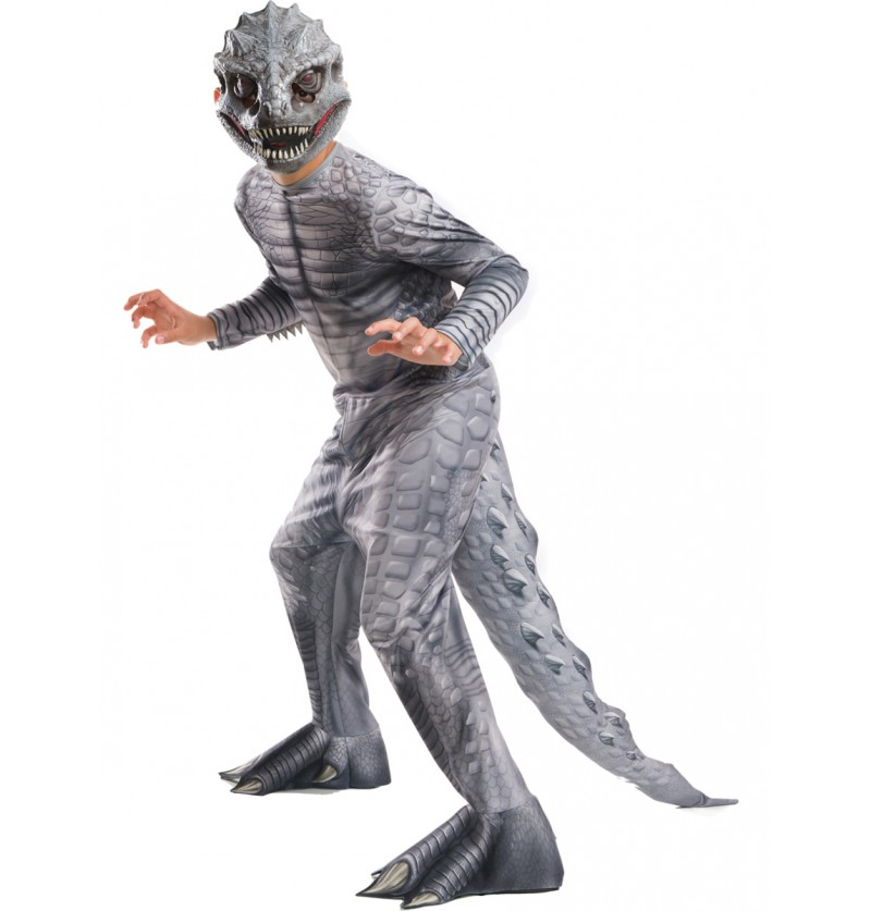 Disfraz de Indominus Rex Jurassic World para niño
