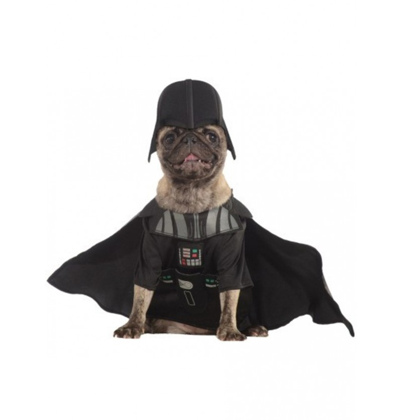 Disfraz de Darth Vader Deluxe para perro