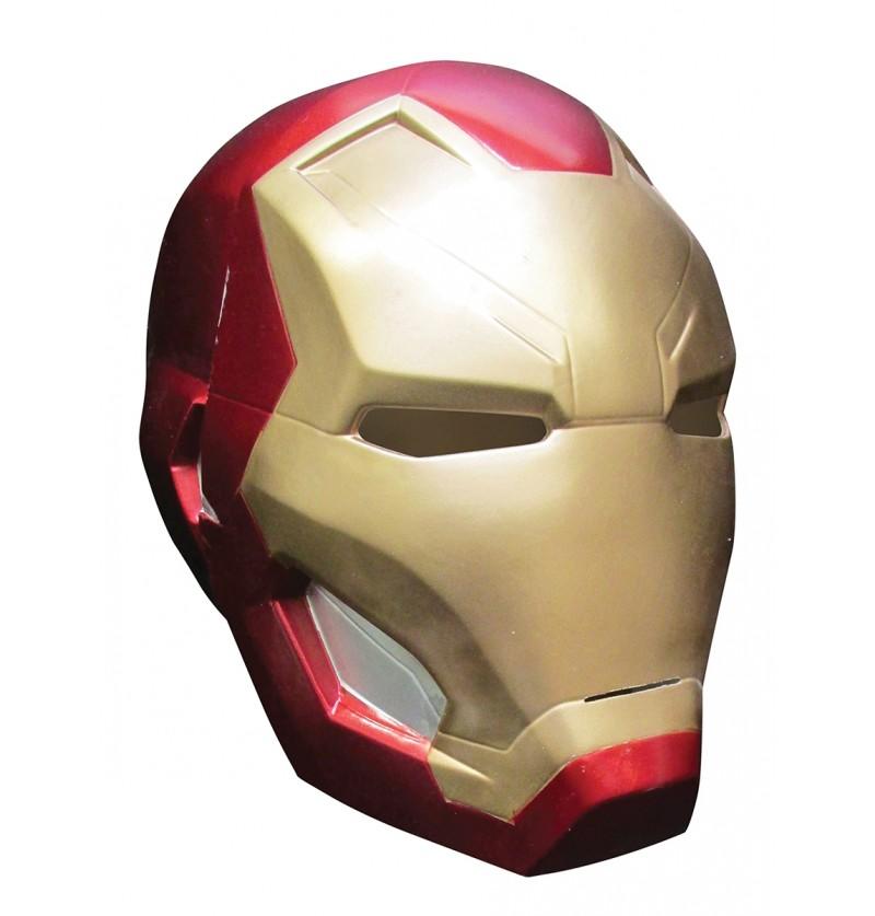 Casco de Iron Man Capitán América Civil War para hombre