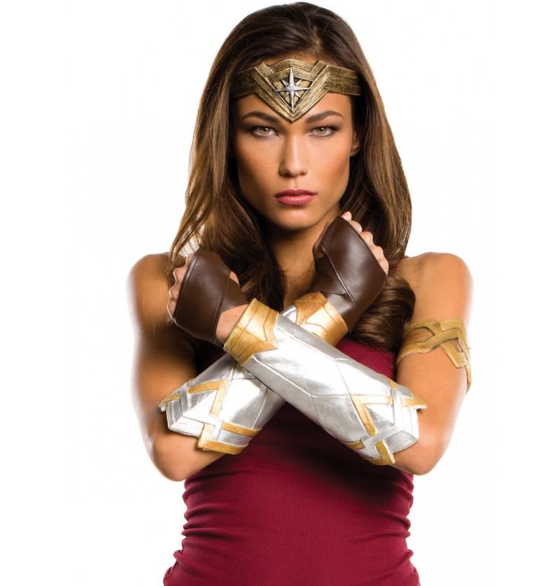 Kit complementos de Wonder Woman Batman vs Superman para mujer