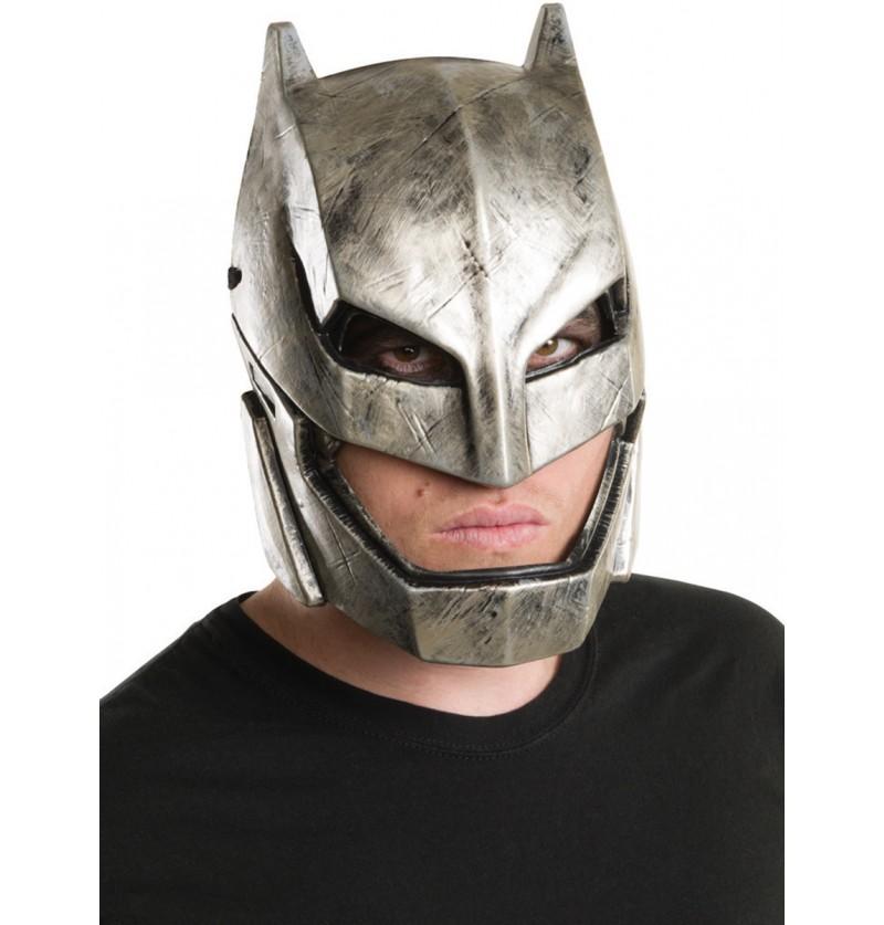 Máscara armadura Batman Batman vs Superman para hombre