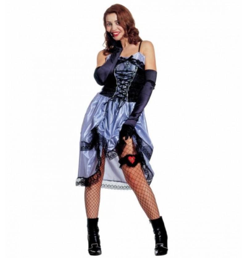 Disfraz de dama del lejano oeste para mujer