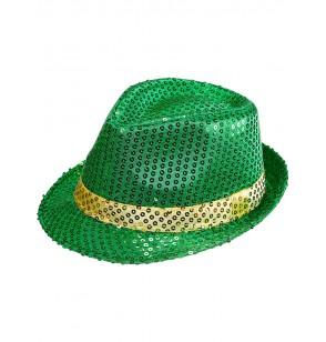 Sombrero irlandés San Patricio