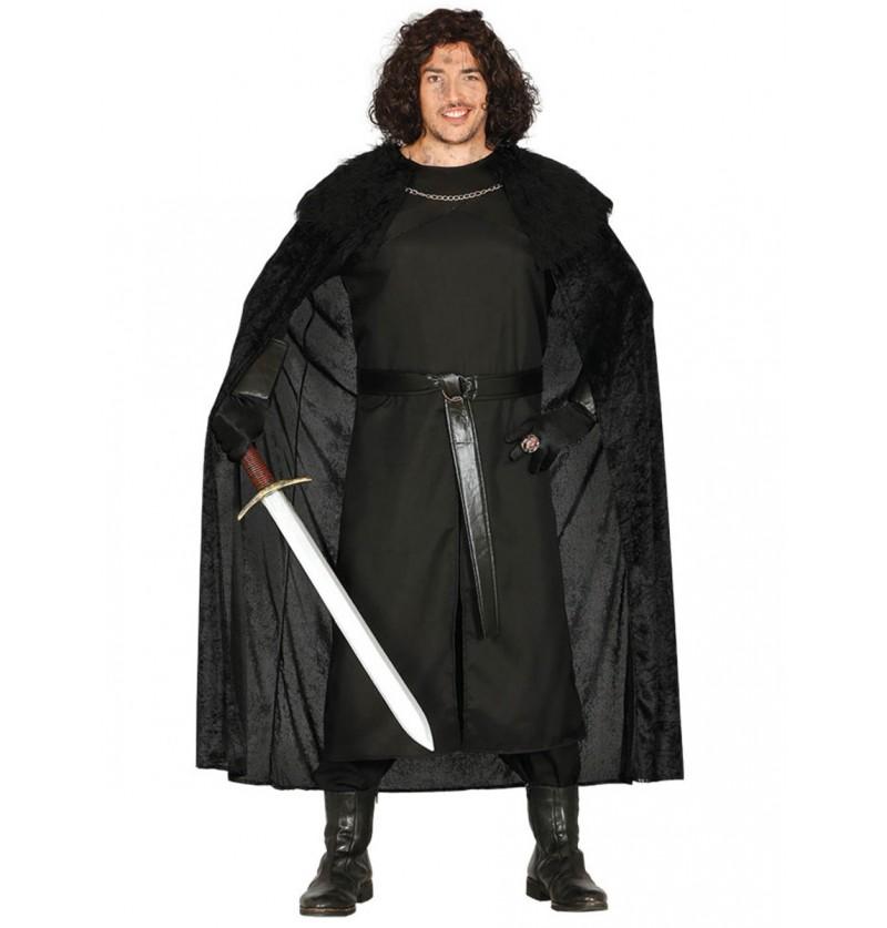 Disfraz de Jon el comandante para hombre