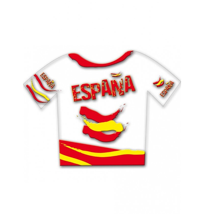 Bolsa camiseta de España