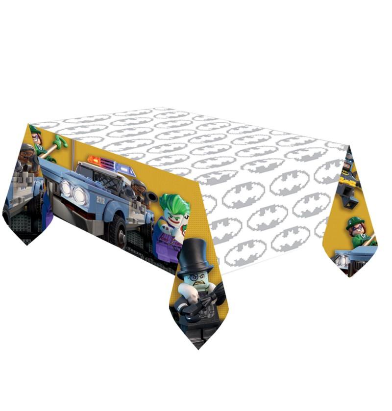 mantel de plstico de lego batman