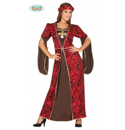 disfraz de cortesana coqueta para mujer