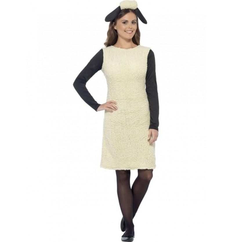 Disfraz de Shaun la Oveja para mujer