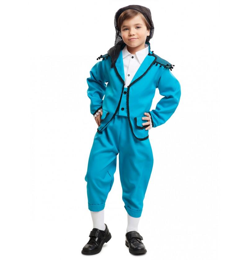 Disfraz de goyesco para niño