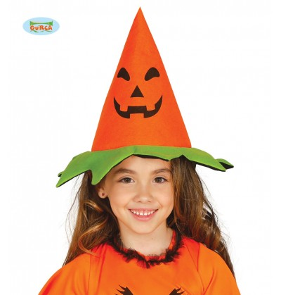 sombrero de calabaza clsica infantil