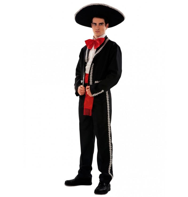Disfraz de mexicano elegante para hombre