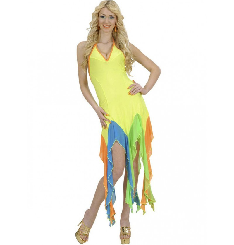Disfraz de brasileira para mujer