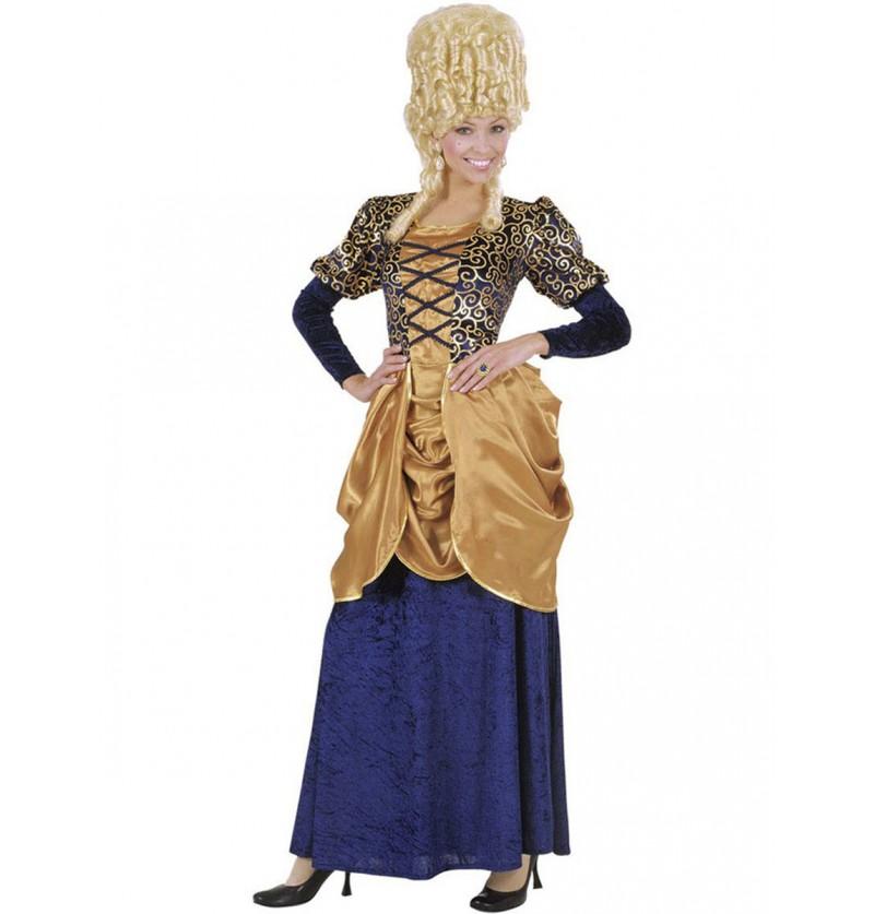 Disfraz de marquesa elegante para mujer