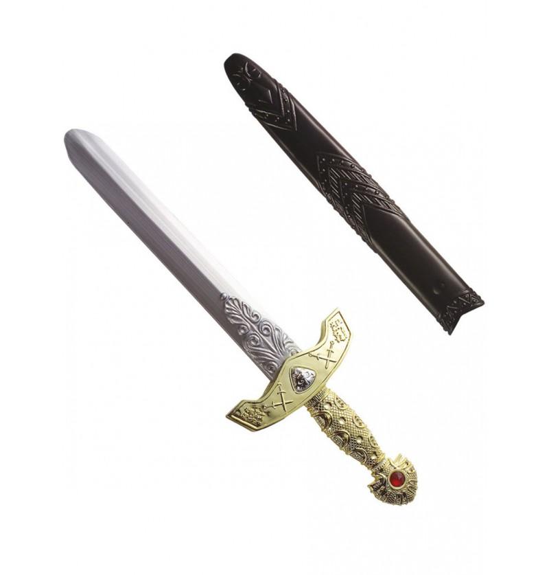Puñal medieval para niño