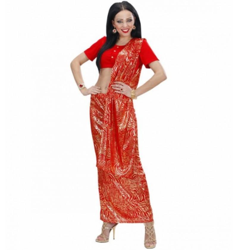 Disfraz de Bollywood elegante para mujer