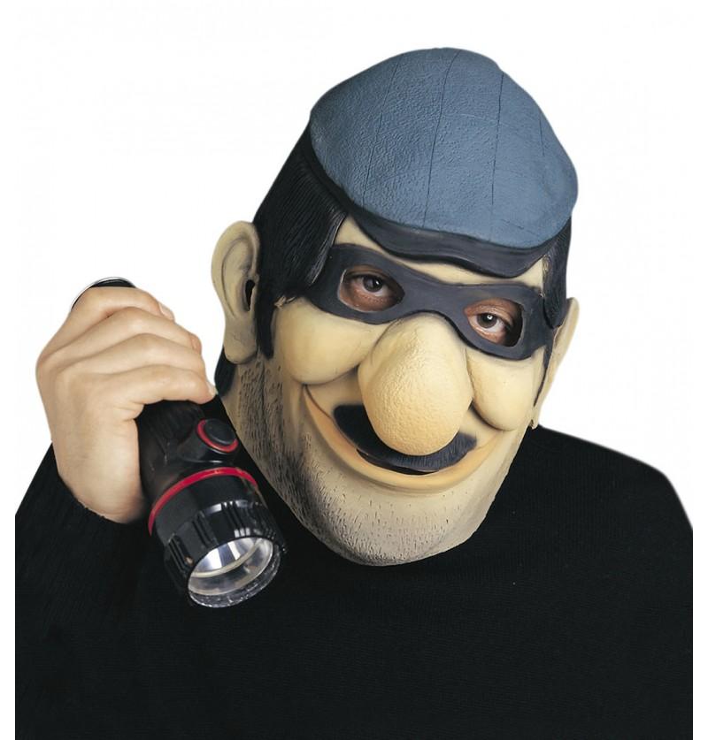 Máscara de ladrón enmascarado para hombre