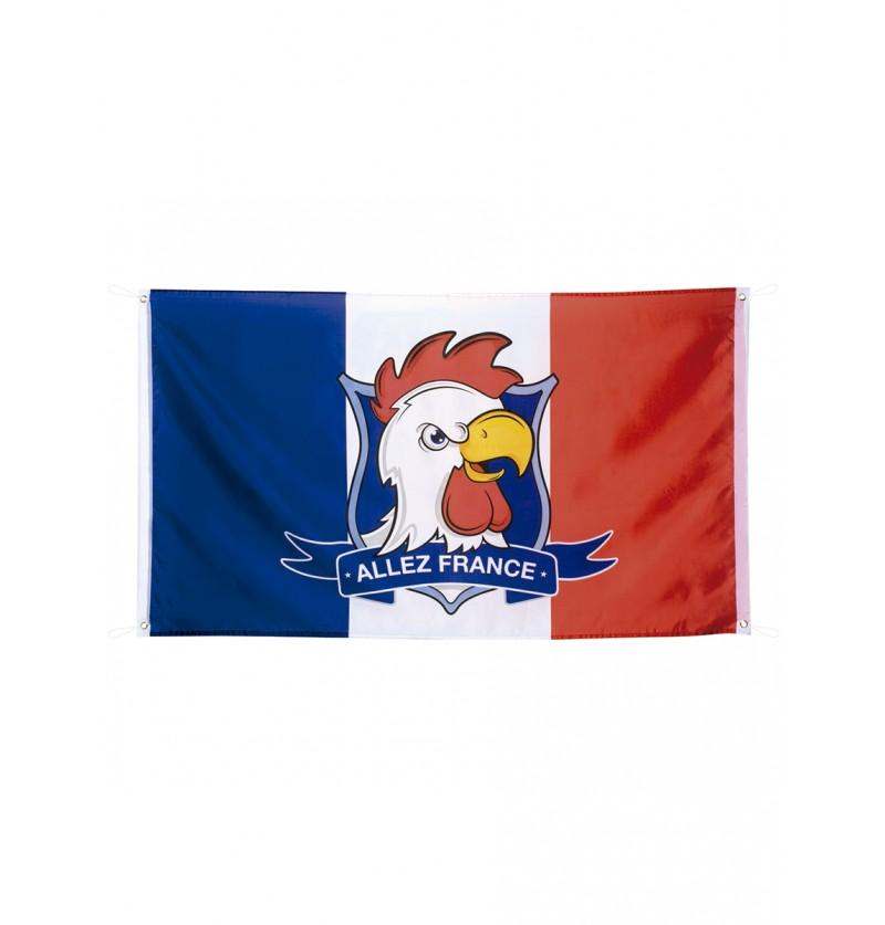 Bandera Allez France