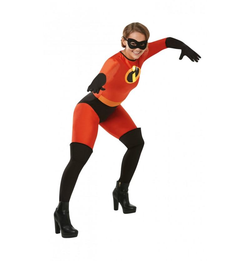disfraz de elasticgirl para mujer los increbles 2