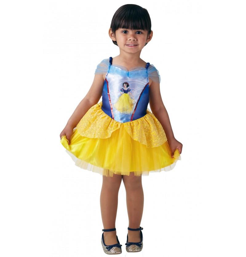 disfraz de blancanieves ballerina para nia
