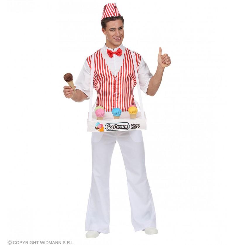 disfraz de heladero para hombre