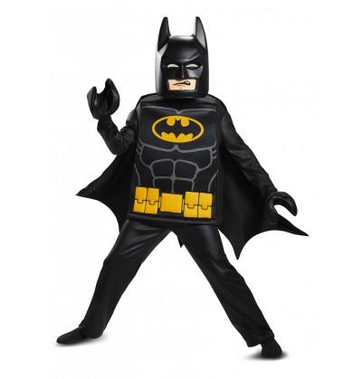 disfraz de batman la lego pelcula deluxe para nio