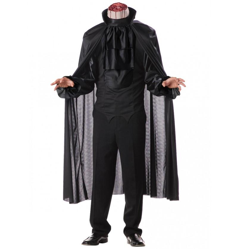 Disfraz de hombre que pierde la cabeza para hombre