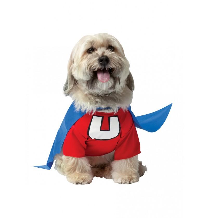 Disfraz de Underdog para perro