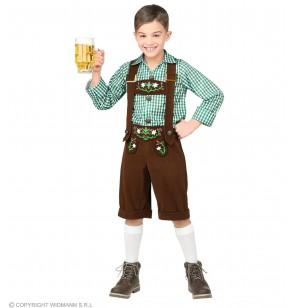 disfraz de bvaro oktoberfest para nio