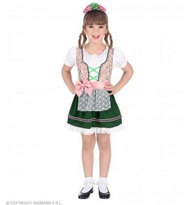 disfraz de bvara oktoberfest para nia
